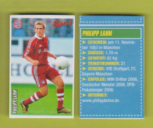 Bayern Munich Philipp Lahm Germany 1 (S06-07) (3)